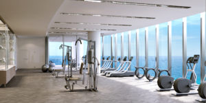 Turnberry Ocean Club-Sky Club Gym 2