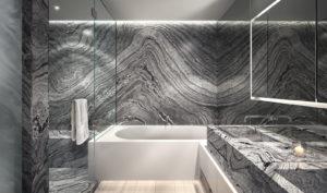 300 Collins -Master-Bathroom