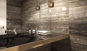 300 collins - Bathroom