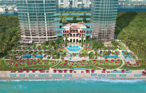 Site Plan with call outs - the estates at acqualina