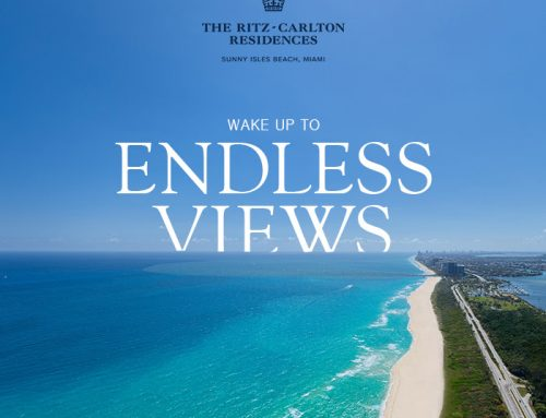 Wake Up to Endless Views at The Ritz-Carlton Residences, Sunny Isles Beach, Miami