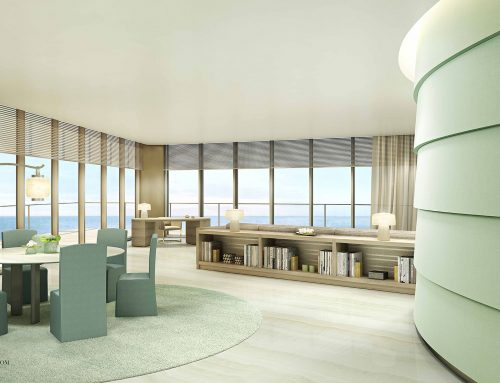 Armani Casa Penthouse