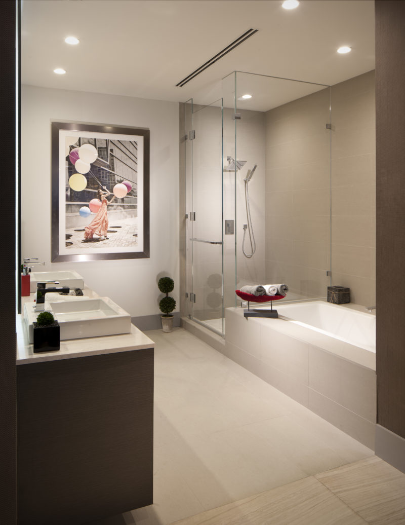 The Bond at Brickell - bathroom
