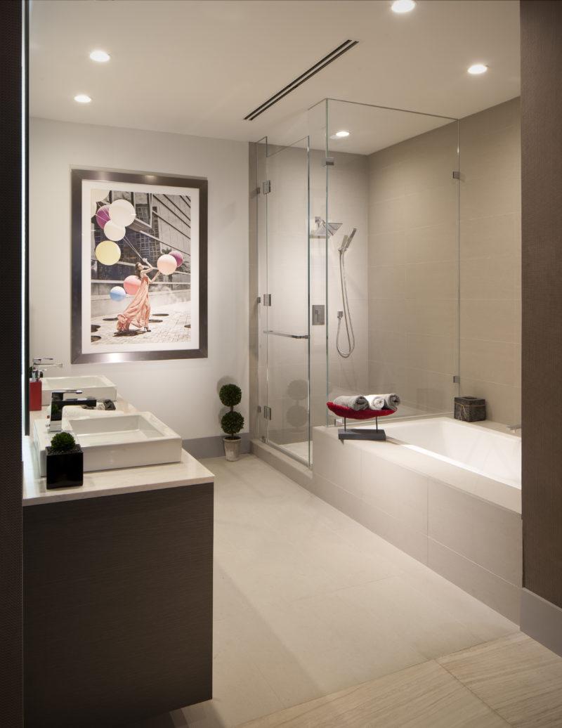 The Bond at Brickell - bathroom