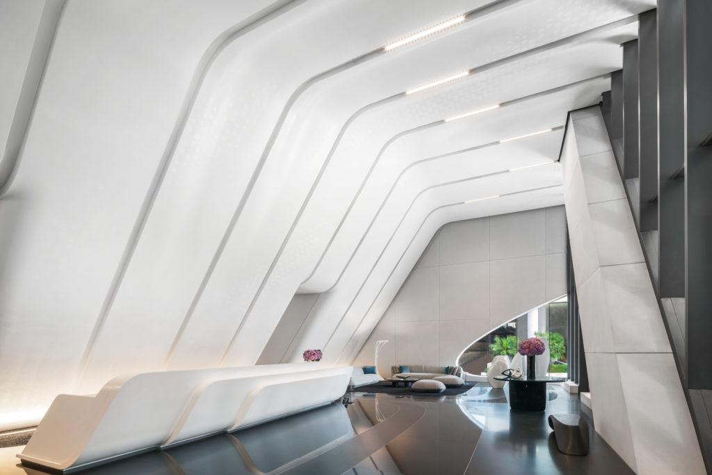 One Thousand Museum Residences Lobby