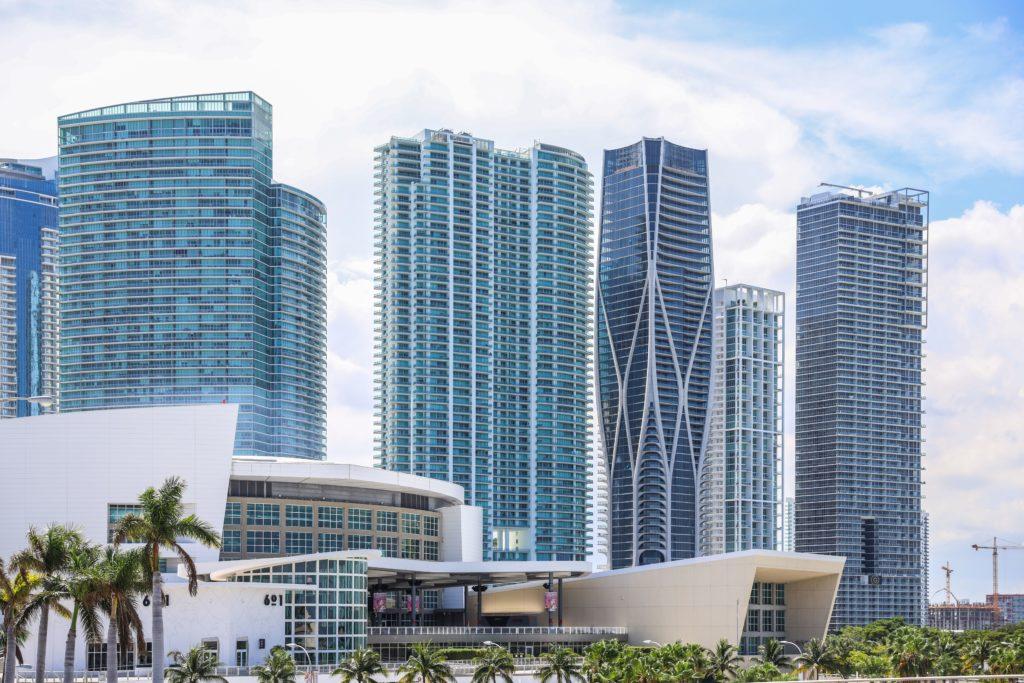 One Thousand Museum Residences by Zaha Hadid Miami